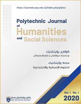 PTJHSS: Vol. 1 No. 1 (2020)
