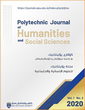 PTJHSS: Vol. 1 No. 2 (2020)